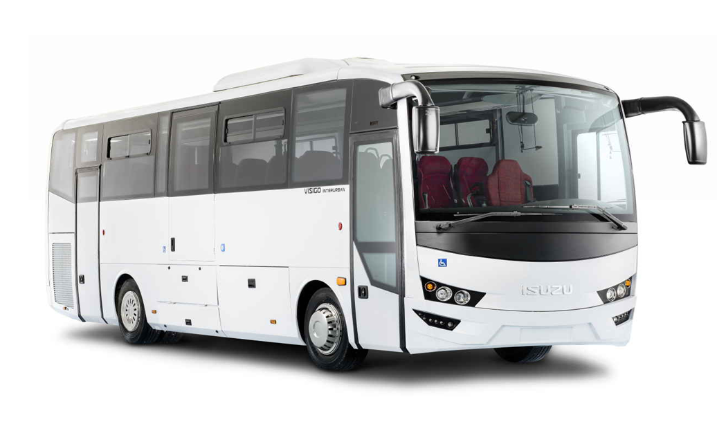Isuzu Visigo Uberland   – 39 Sitzplätze + 10 Stehplätze Omnicar GmbH 57+1+1