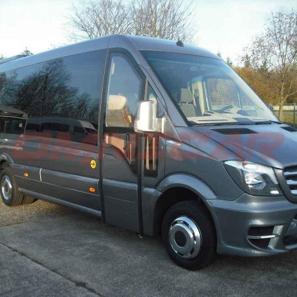 Kleinbus Sprinter VIP lux 21 sitze Omnicar GmbH