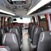 Kleinbus Minibus Mercedes Sprinter 516 CDI Mix/Tourismus 23 Plätze