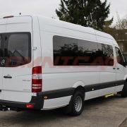 Kleinbus SPRINTER 516 CDi Behindertengerecht 23Plätze Klima