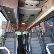 Minibus VIP TPMR neufs équipements pour les personnes handicapées avec Rampe