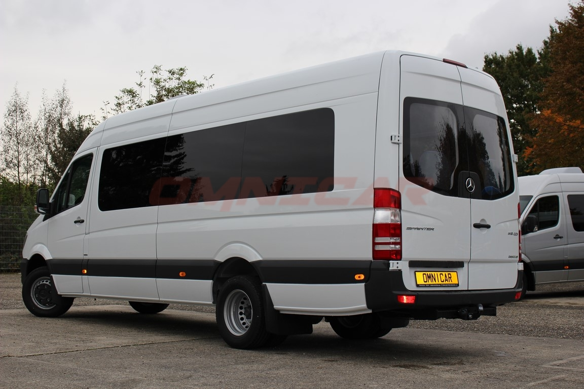 minibus mercedes sprinter 516cdi mixte ufr 21 1 1 clim. Black Bedroom Furniture Sets. Home Design Ideas