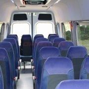 Achat Minibus minicar 23 places UFR climatisations webasto 2 radiateurs Omnicar (1)