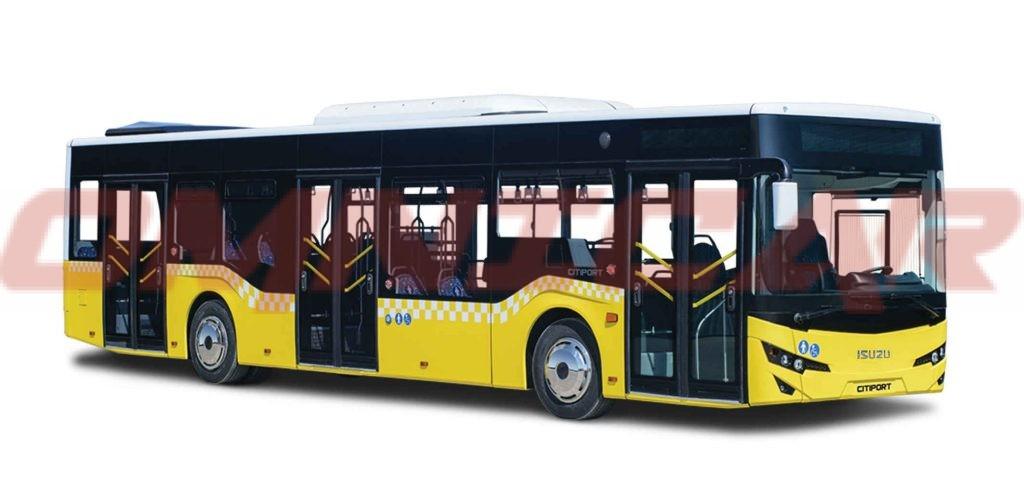 Neuer Überlandbusse Low Entry uzu-Bus Citiport - Bis 94 Fahrgäste Stadtbusse omnicar GmbH Deutschland