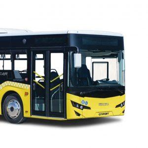 Citiport Isuzu stadt Bus - Omnicar