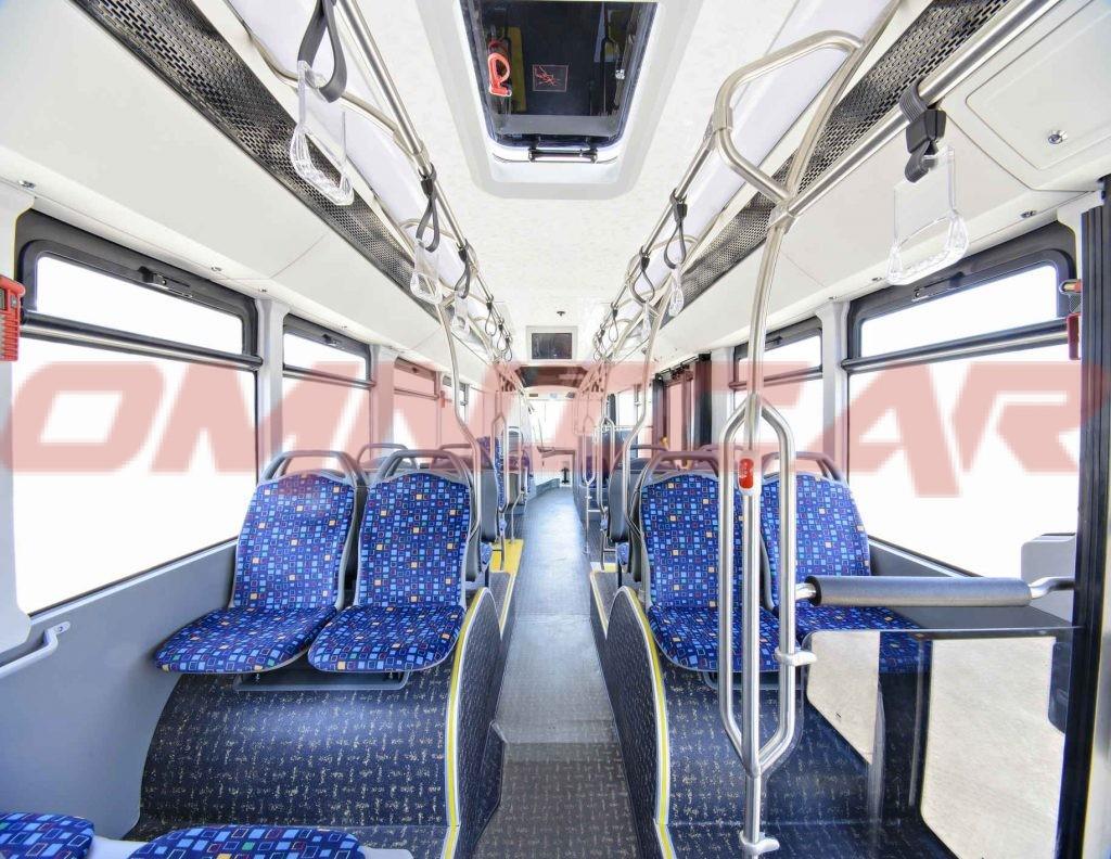 Neuer Überlandbusse Low Entry uzu-Bus Citiport - Bis 94 Fahrgäste Stadtbusse omnicar GmbH