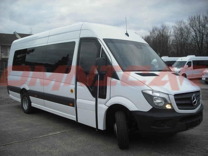 minibus neuf scolaire mixte mercedes sprinter 22 1 places climatis. Black Bedroom Furniture Sets. Home Design Ideas