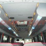 Minibus scolaire mixte Mercedes Sprinter 516 CDi 22+1 places climatisé