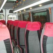 Minibus Neuf scolaire mixte Mercedes Sprinter 22+1 places climatisé