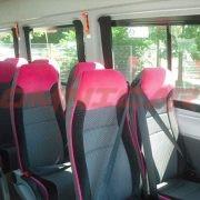 Minibus Scolaire avec les équipements de base 22 plus chauffeur ou 21+1+1
