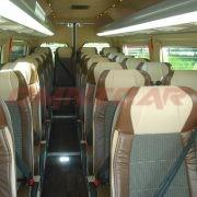 minibus minicar Sprinter 24 places extension 40cm tourisme Omnicar