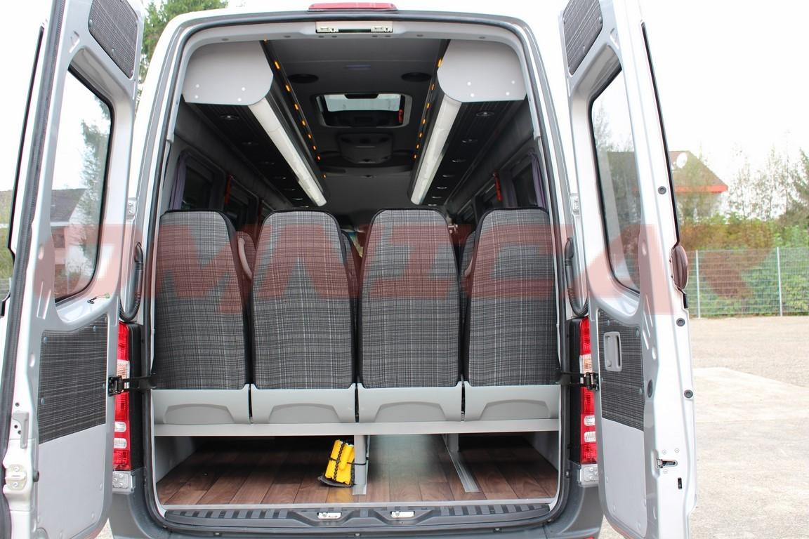 minibus mercedes sprinter neuf 516 cdi mix