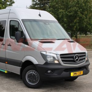 Minibus up to 22+1+1 places