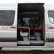 Minibus Mercedes Sprinter 516 CDi - 23 sitze Klima Webasto sofort lieferbar omnicar_0279