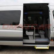 Minibus Mercedes Sprinter 516 CDi - 23 sitze Klima Webasto sofort lieferbar omnicar