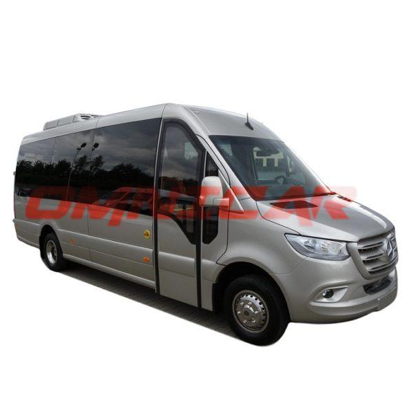 Minibus Neuf Mercedes Sprinter Grande Tourisme GT - 519 CDI extension 40 cm