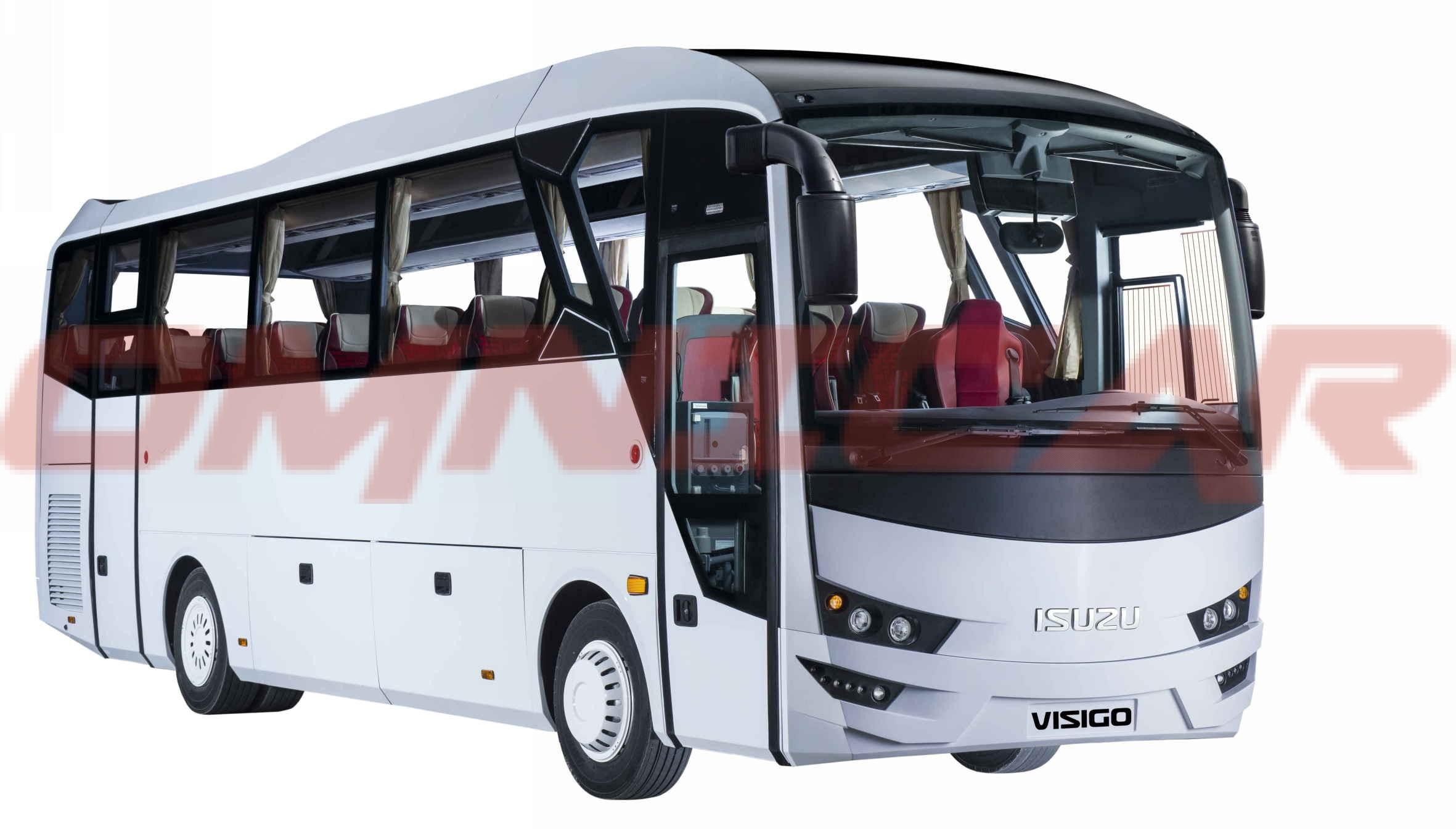 Isuzu-Bus Visigo - 39+1+1 Plätze omnicar Deutschland