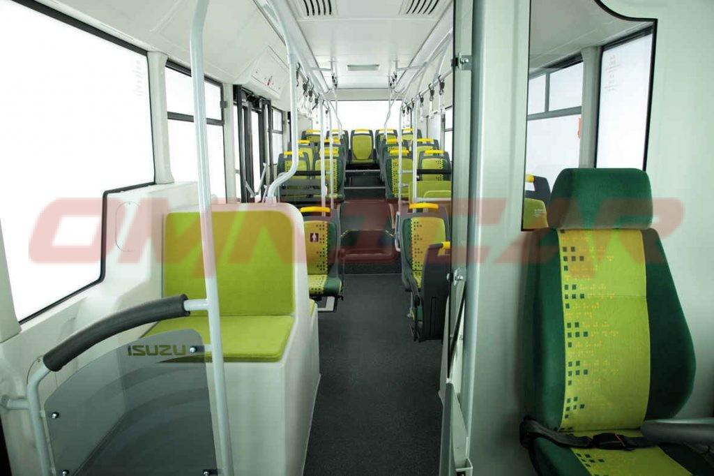 Neuer Stadtbus Statbusse Linienbus Linienbusse 94 Fahrgäste Omnicar GmbH Deutschland