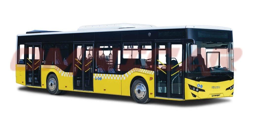 Nuer Stadtbusse Stadtbus neue Linienbusse neuer Linienbus 94 Fahrgäste von Omnicar GmbH Deutschland
