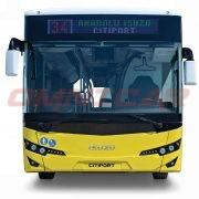 Isuzu Citiport bus urbain Omnicar GmbH (1)