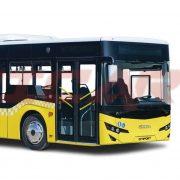 Isuzu Citiport bus urbain Omnicar GmbH