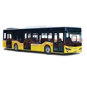 Isuzu Citiport bus urbain Omnicar GmbH a