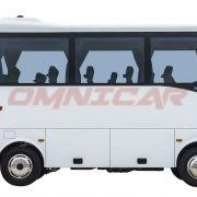 Isuzu Novo Ultra Midibus minibus kleinbus 27 Sitzplätze