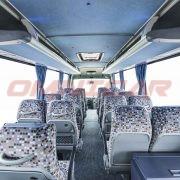 Isuzu Novo Ultra Midibus minibus kleinbus 26 Sitzplätze