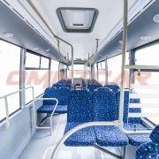 Kleinbus Stadtbus Midibus Heckniederflur Bis 54 Fahrgäste - Omnicar GmbH 7 Meter 50