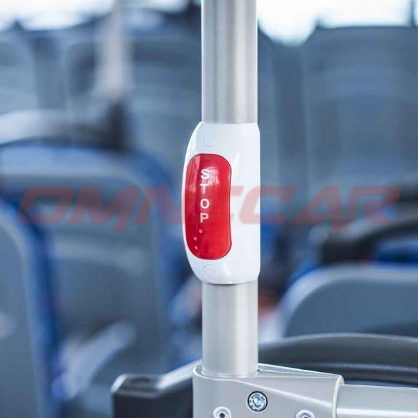 Isuzu Novociti Stadtbus Bis 54 Fahrgäste - Omnicar GmbH 7 Meter 50