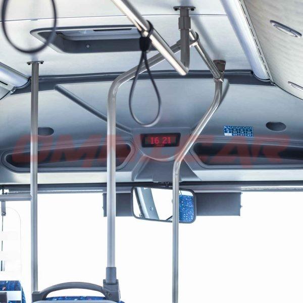 Heckniederflur Midibusse Isuzu Novociti Stadtbus Bis 54 Fahrgäste - Omnicar GmbH 7 Meter 50