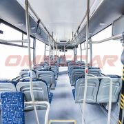 Kleinbus Stadtbus Midibus Heckniederflur Isuzu Novociti Stadtbus Bis 54 Fahrgäste - Omnicar GmbH 7 Meter 50