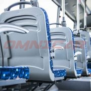 Isuzu Kleinbus Stadtbus Midibus Heckniederflur Stadtbus Bis 54 Fahrgäste - Omnicar GmbH 7 Meter 50