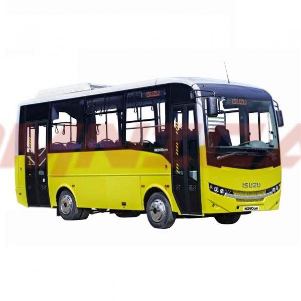 Isuzu Novociti Stadtbus 21+33+1 Fahrgäste Kleinbus Stadtbus Midibus Heckniederflur Omnicar GmbH