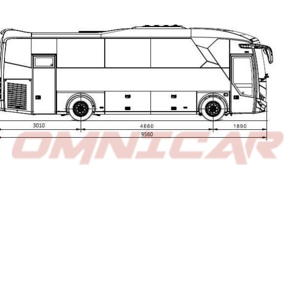 Isuzu Visigo Omnicar GmbH 39+1 - 320PS