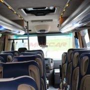 Minibus Neuf Grande Tourisme GT lumière ambiance