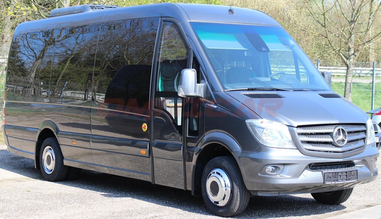 minibus neuf mercedes sprinter grande tourisme gt. Black Bedroom Furniture Sets. Home Design Ideas