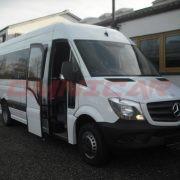Minibus Kleinbus SPRINTER 516CDI Mixte 23 Plätze 22+Fahrer