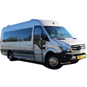 Minibus Mercedes Sprinter neuf 516 CDI Mix-Tourisme 22+1 Places Omnicar