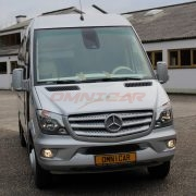 Omnicar Sprinter lux tourisme 19+1+1 519CDI ssuspentions pneumatique (4)
