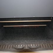 Hayon arrière Extension du véhicule de 40cm Grand coffre (approfondi) Partition arrière