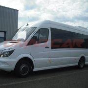 Sprinter 519 19+1+1 extension 40cm tourisme Omnicar (12)