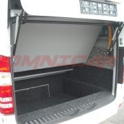 Minibus Mercedes Sprinter 519CDI Tourismus 24 Plätze 40cm Verlagerung Omnicar