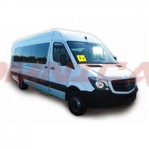 22+1 pls sprinter Mixte Omnicar GmbH Minibus