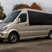 Minibus Neuf Mercedes Sprinter 516 CDI Grand Tourisme 21 Places Omnicar