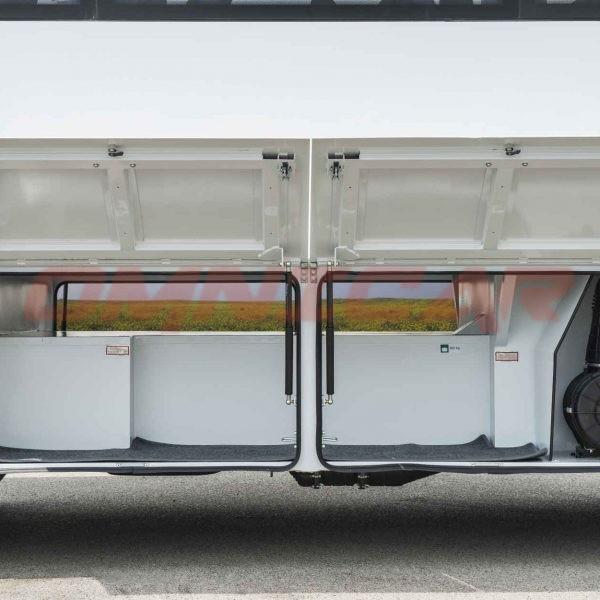 Novo Ultra Interurban – 29 Sitzplätze + 4 Stehplätze