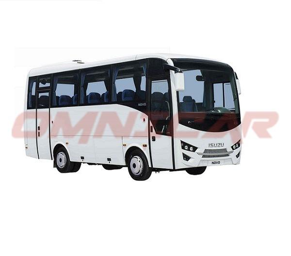 Isuzu Novo Midibus Überland Interurban 29 Sitzplätze + 4 Stehplätze