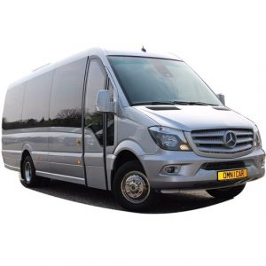Omnicar GmbH Mercedes sprinter 19+1+1 tourisme 117-icon