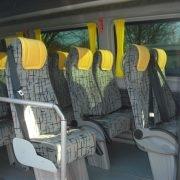 Minibus scolaire et mixte 23 places Clim mixte porte électrique