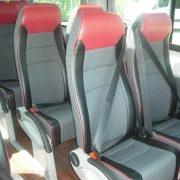 Minibus Minicar Sprinter 22 places + chauffeur 22+1 scolaire avec porte vitrée Omnicar GmbH